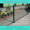 Concrete fencing design for yard guard fence panel and fence post
