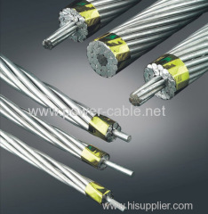 AAC bare conductor aluminum cable