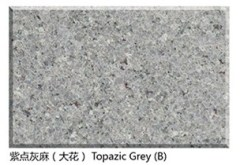 china topazic imperial granite Topazic Grey(B)