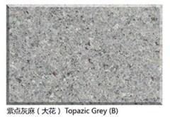 china topazic imperial granite Topazic Grey(B)