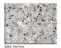 Polished Natural Pearl blue Granite