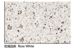 Natural Popular Rose white Granite
