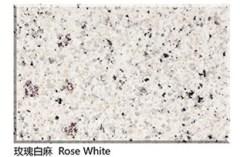 Natural Popular Rose white Granite