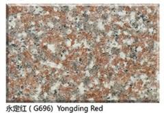 Chinese Granite Yongding Red G696