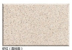 Granite G681 shrimp red granite