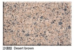 Chinese Natural Desert Brown Granite