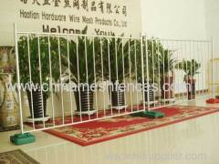 hot-dipped galvanized temporary pool fence anping direct factory