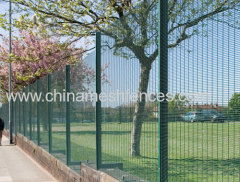 358 security boundary fence
