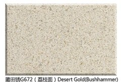 G672 Desert Gold Granite