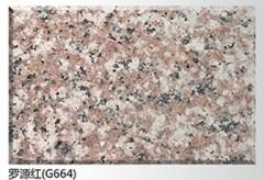 G664 Luoyuan Red Granite