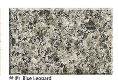 High Polished Blue Leopard Granite
