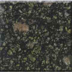 Polished Peacock Green Granite