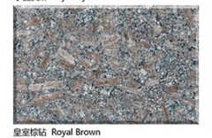Royal Brown Granite Tile