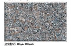 Royal Brown Granite Tile