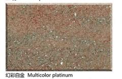 Symphony of Platinum Red Granite granite