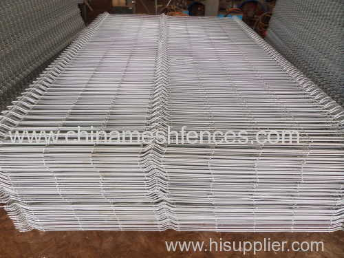 hot-dipped galvanized euro fence panel Euro fence panel bending fence panel