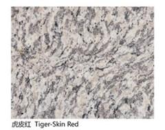 Tiger Skin Red Chinese Granite
