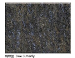 chinese granite tile Blue Butterfly granite