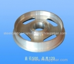 Alu forging parts-food machinery parts-1