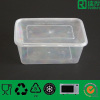 plastic food container 1000ml