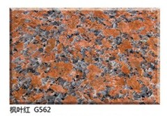 G562 Chinese Maple Red Granite