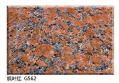 G562 Chinese Maple Red Granite
