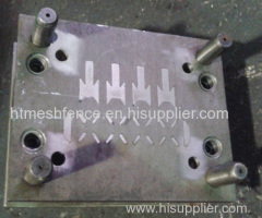 Cr12MOV Razor Wire Machine Mould BTO22 Razor Wire Mould