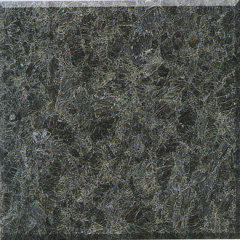 Polished ice blue granite