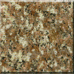 Flamed G687 Peach Red Granite