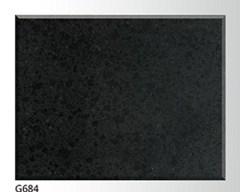 G684 Granite Black Basalt