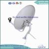 ku60cm Satellite dish with wall mount bracket&digital satellite