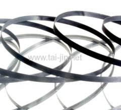 ASTM B265 Mixed Metal Oxide Ribbon Anode