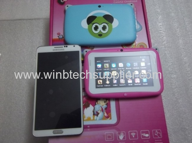 child gift birthday gift for kids 4.3inch kids tablet pc for learning