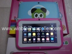 child gift birthday gift for kids 4.3inch kids tablet pc for learning for gift