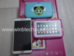 kids tablet android tablet 4.3inch for gift for birthday of children