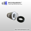 submersible pump shaft seal carbon / ceramic / NBR 12mm
