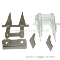 Farm steel machinery, farm casting machinery