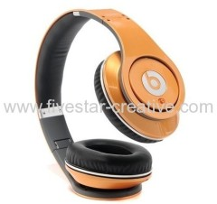 Beats Studio High Quality Power Isolation Headphones Orange