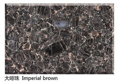 Imperial brown marble tiles