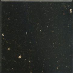 Polished Black Galaxy Granite
