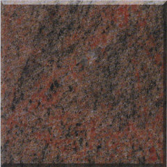 building material decorative Imported multicolor red granite