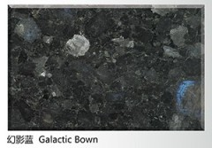 Construction Material Galactic Blue Granite