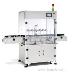 Six Filling Heads Automatic Soy Oil Filling Machine