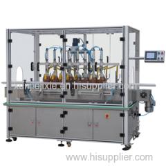 2014 Electric & phenumatic Type Corn Oil Filling Machine
