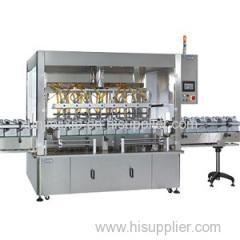 0.5L-5l Plastic Bottled Coconut Oil Filling Machine