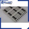 Flush Grid 100B-EL,Plastic Modular Conveyor Belt for machinery