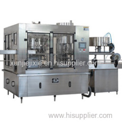 Vertical Preformed Bagged Coconut Oil Packing Machine