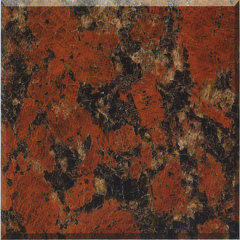 Santiago Red Granite Tile