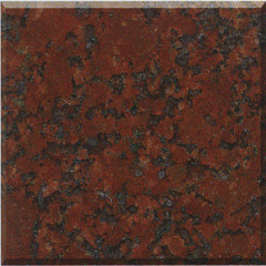 imperial red granite big slab