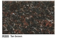 Polished Tan Brown Granite